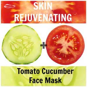 cucumber and tomato for acne picture 13