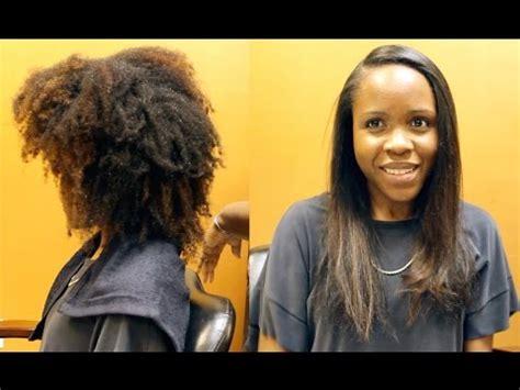 natural hair straightner herb picture 3