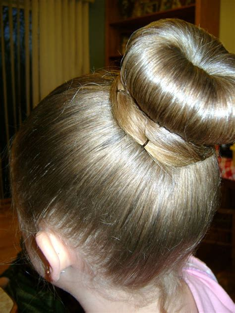 black girl hair buns picture 2