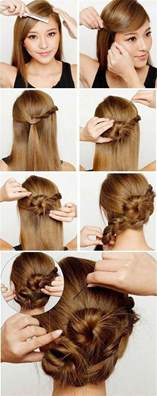 prom hair style instructions picture 6