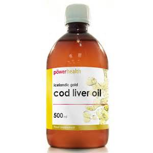 liquid cod liver oil picture 1