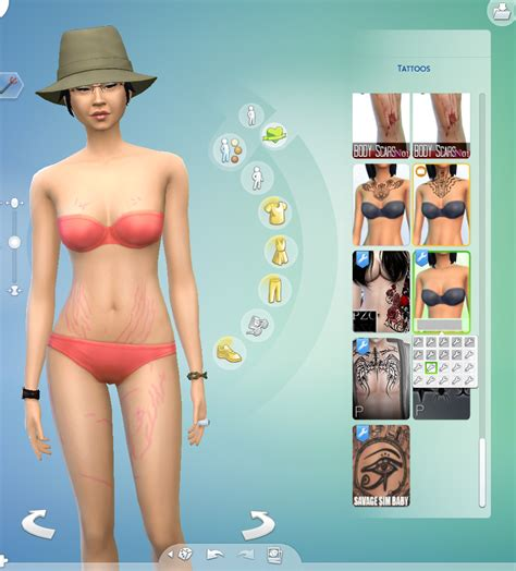 the sims 3 stretch marks picture 11