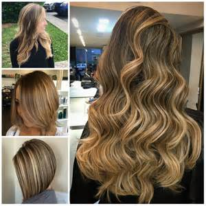 foil hair highlights tips picture 10