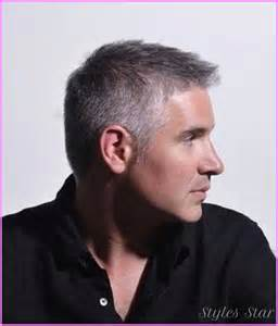 Short hairstyles for men with hair are picture 1