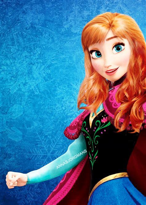 anna hair picture 3