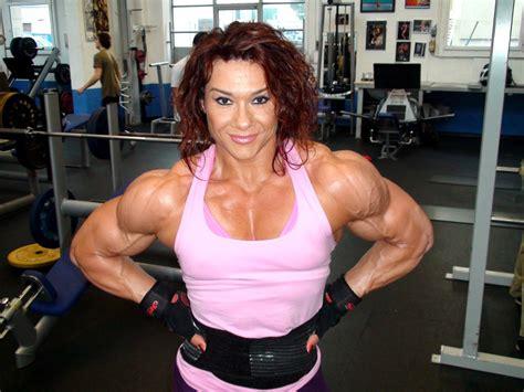 black women bodybuilders/wrestlers picture 21