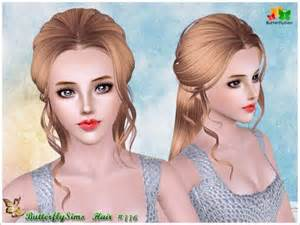 hair sims 3 picture 15