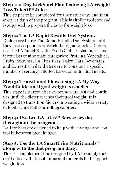 la weight loss and jobs picture 7
