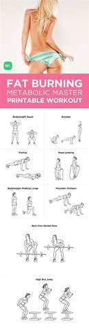 serious fat burning exercise programs picture 10