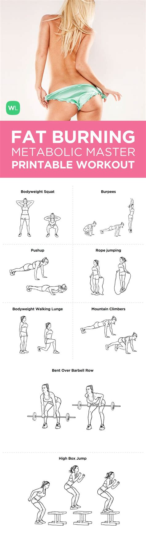Serious fat burning exercise programs picture 3