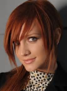 can dyed red hair go to brunette picture 2
