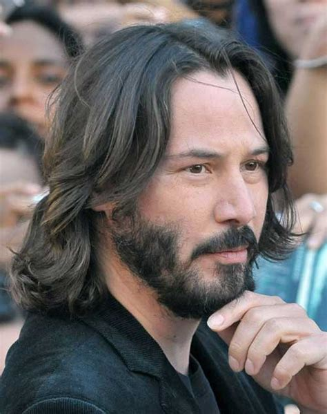 picture of men's long hair picture 2