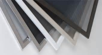 Aluminum lip frame material for window screens picture 5