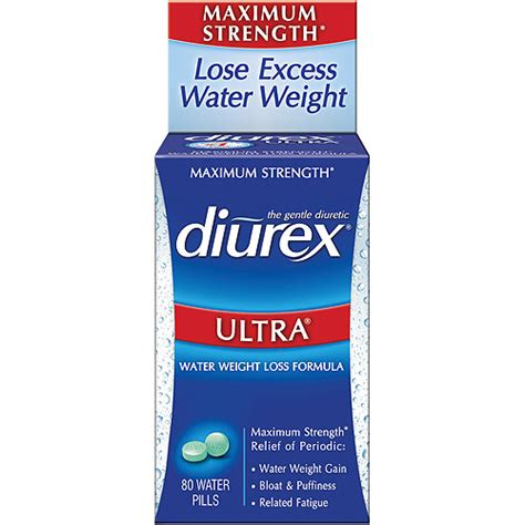 how are water pills effective in permanent weight loss picture 2