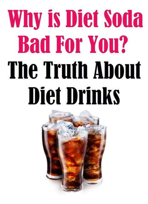are diet sodas bad for you picture 9