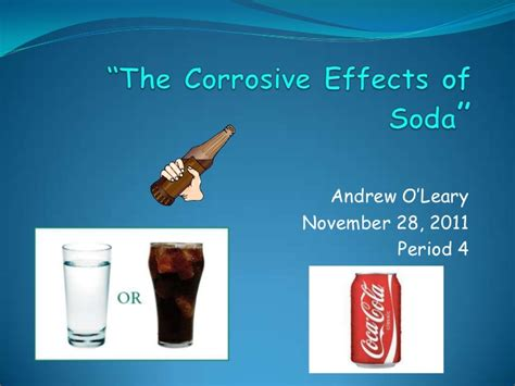 science priject with coca cola and h picture 13