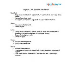 low glycemic diet hypothyroidism hypothyroid picture 9