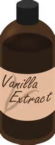 vanilla bottle vector free picture 5