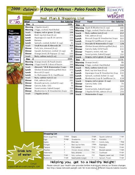 free on line easy diet menus picture 11