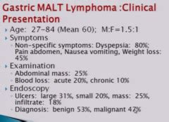 gastrointestinal malt lymphoma and crohn's disease picture 4