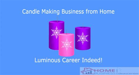 home business candle making picture 2