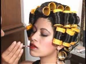 hair roller sets feminization picture 14