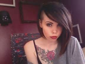 womens long hair shave picture 11