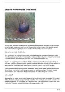 external hemorrhoid treatment in the philippines picture 8