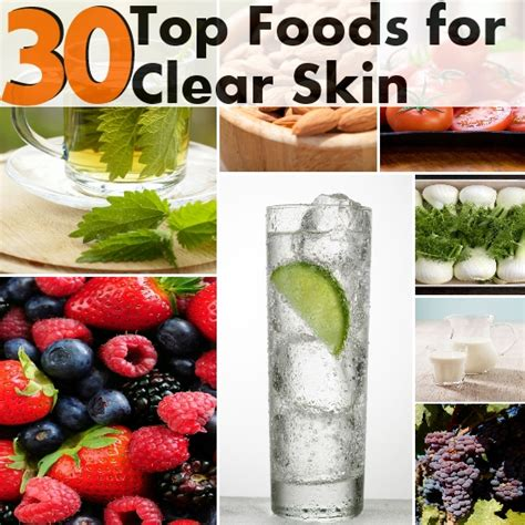 foods for a clear skin picture 9