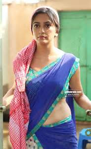 low hip saree navel and public hair show picture 1