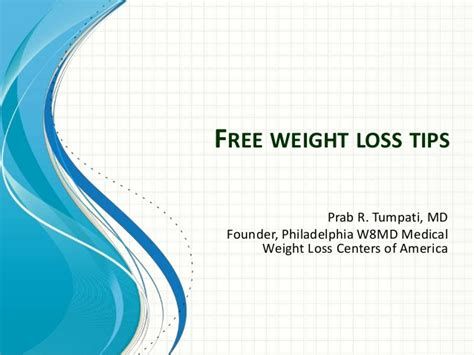 free weight loss tips picture 1