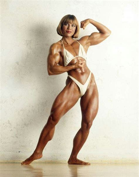 saradas female muscle growth picture 5