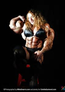 colette guimond female muscle picture 3