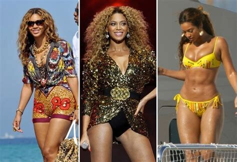 beyonce's dramatic weight loss picture 5