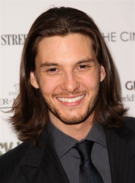 picture of men's long hair picture 3
