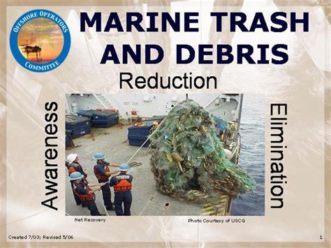marine trash & debris guidelines picture 6