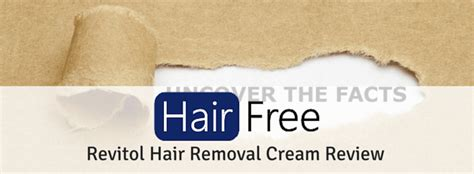 walgreen revitol hair removal cream picture 10