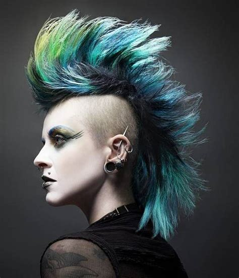 punk hair styles for girls picture 15