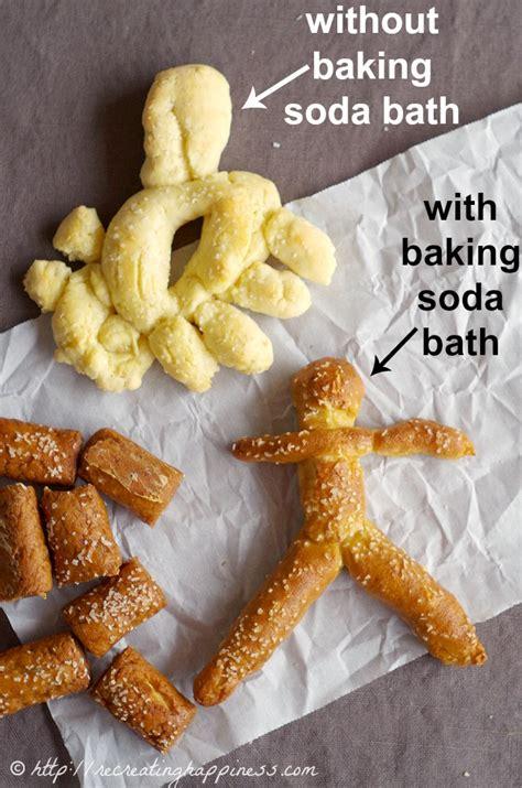 yeast dough pretzels picture 10