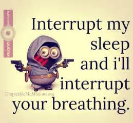 funny sleep quotes picture 5