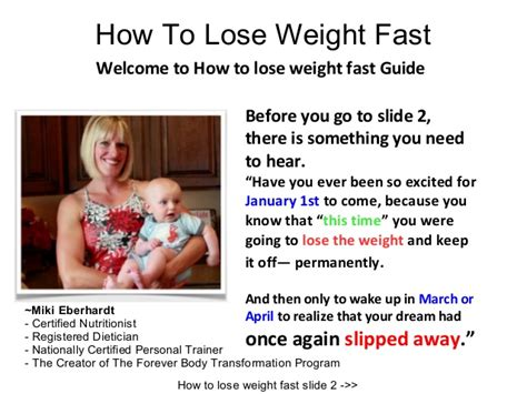 how fast should i lose weight on dietrine picture 2