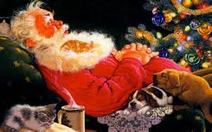asleep at w christmas picture 3