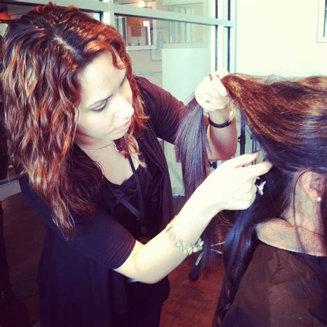 aveda hair school picture 1