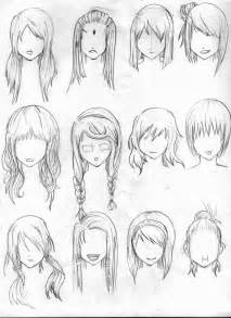 anime hair styles picture 6