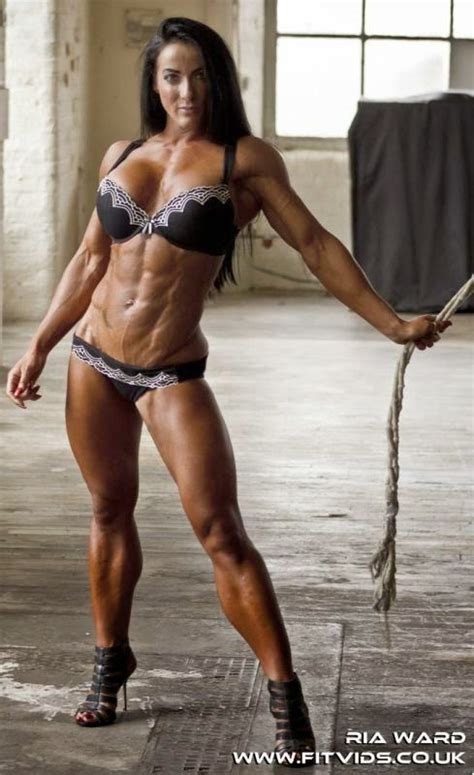 female muscle and fitness picture 5