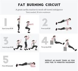 fat burning circuit training picture 11
