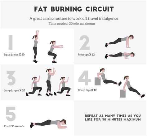 fat burning circuit training picture 6