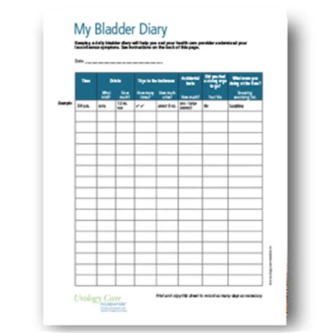 bladder diary picture 6