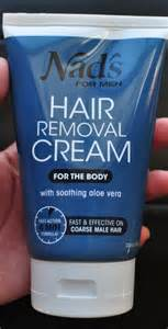 men hair removal creams picture 1