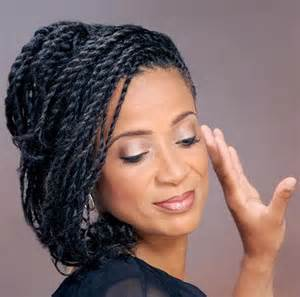 black hair styles twists picture 2